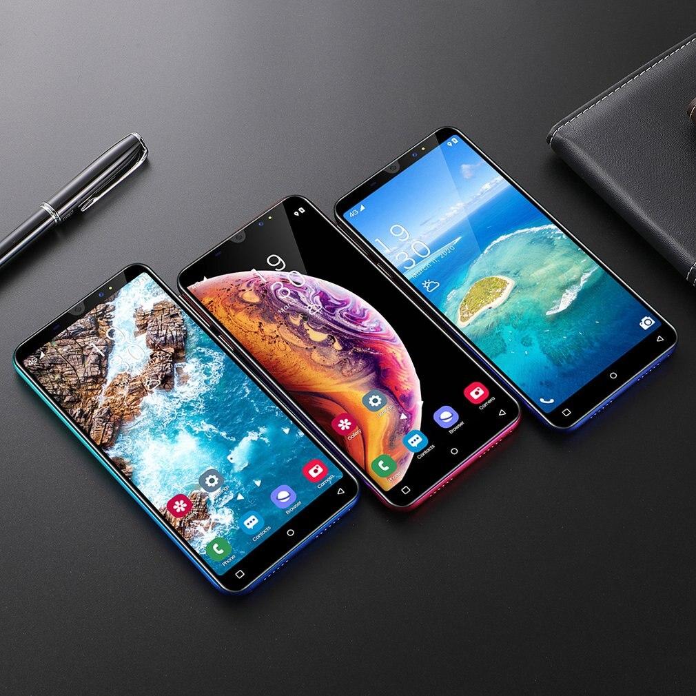 S20mini Smart 5 Inch HD Screen 1+16GB 8MP Front Camera Quad-core Strong High-performance Processor Phone