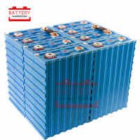 CALB 32PCS 3.2V180ah LiFePo4 Rechargeable Battery cell SE180AHA 96V 48v200AH 24V for pack EV solar batteries US EU AU Tax free