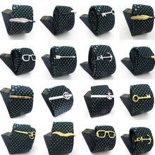 Мужские Зажимы для галстука 29 варианты дизайна новые Супергерои стильные Зажимы для галстука с якорем опт и розница