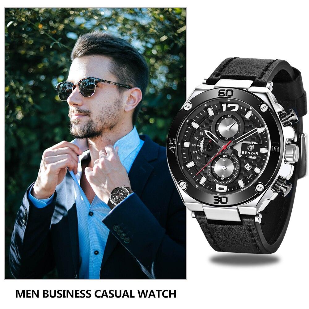 da marca luxo relógio de pulso relogio masculino