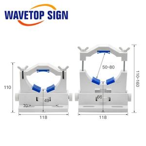 Image 5 - WaveTopSign CO2 לייזר מתכת חלקי שידור לייזר ראש סט מכאני רכיבים עבור DIY CO2 לייזר חריטת מכונת חיתוך