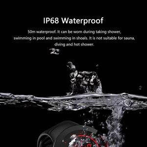 Image 5 - Смарт часы E3 мужские водонепроницаемые, IP68, с отображением погоды