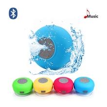 Bluetooth Беспроводной Динамик водонепроницаемый мини-динамик Динамик автомобильные Хэндс фри вызовов прослушивания музыки встроенный микроф...