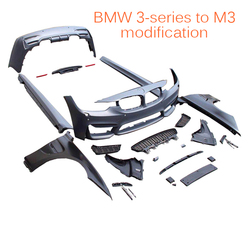 Body Kits For BMW 3-series F30/F35 12'-18' To M3 Retrofit