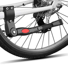Bicycle Kickstand Parking Support Stand Adjustable Portable MTB Road Bicycle Side Aluminum Alloy Dustproof Cycling Parts