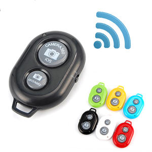 Bluetooth Remote Shutter-Camera Self-Timer Samsung WIFI Wireless for iPhone 1PC