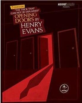 2014 Волшебные трюки-открывающиеся двери от Henry Evans