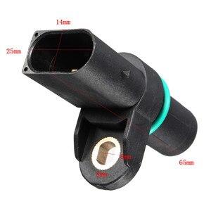 Image 5 - 3 adet/takım araba emme egzoz Cam eksantrik mili krank mili konum sensörü O R BMW 12147539165 12147518628 12141709616 için