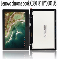 11.6inch lcd with touch For Lenovo chromebook C330 81HY0001US LCD Display + Touch Screen Digitizer Glass