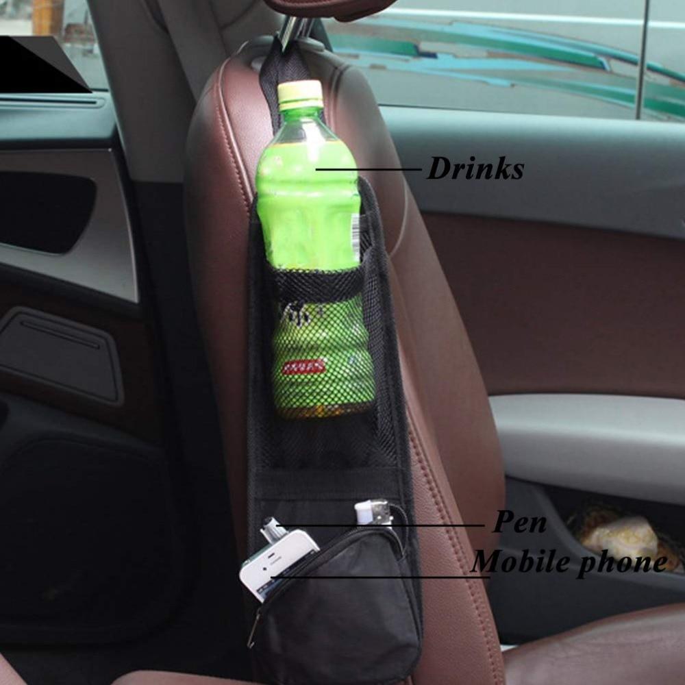 Multifunctional Car Seat Organizer Car Storage
