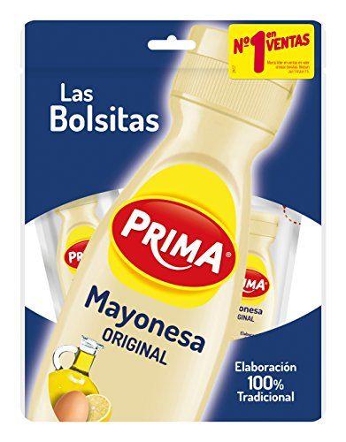 Mayonesa Prima Bolsa 15 Sobres X 10g