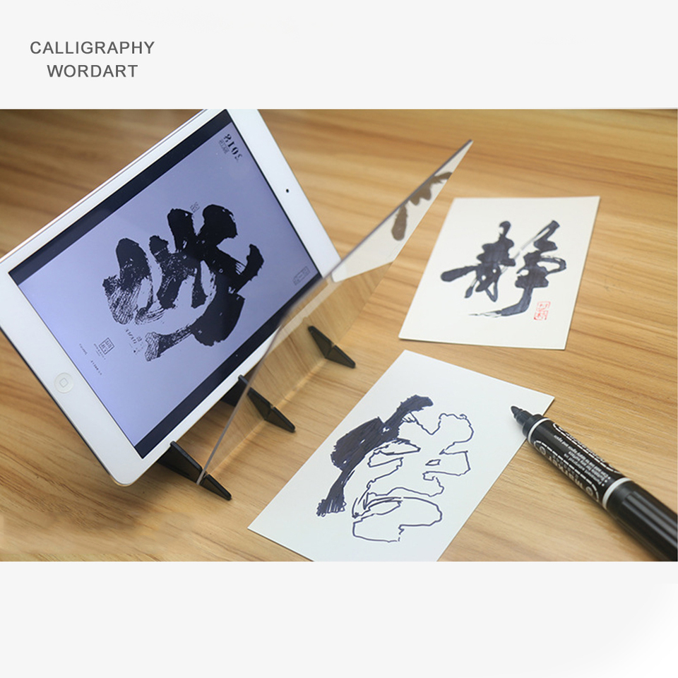 mbition Sketch Wizard Proyector de Dibujo /óptico Tablero de trazado de Pintura Tablero de Dibujo Sketch
