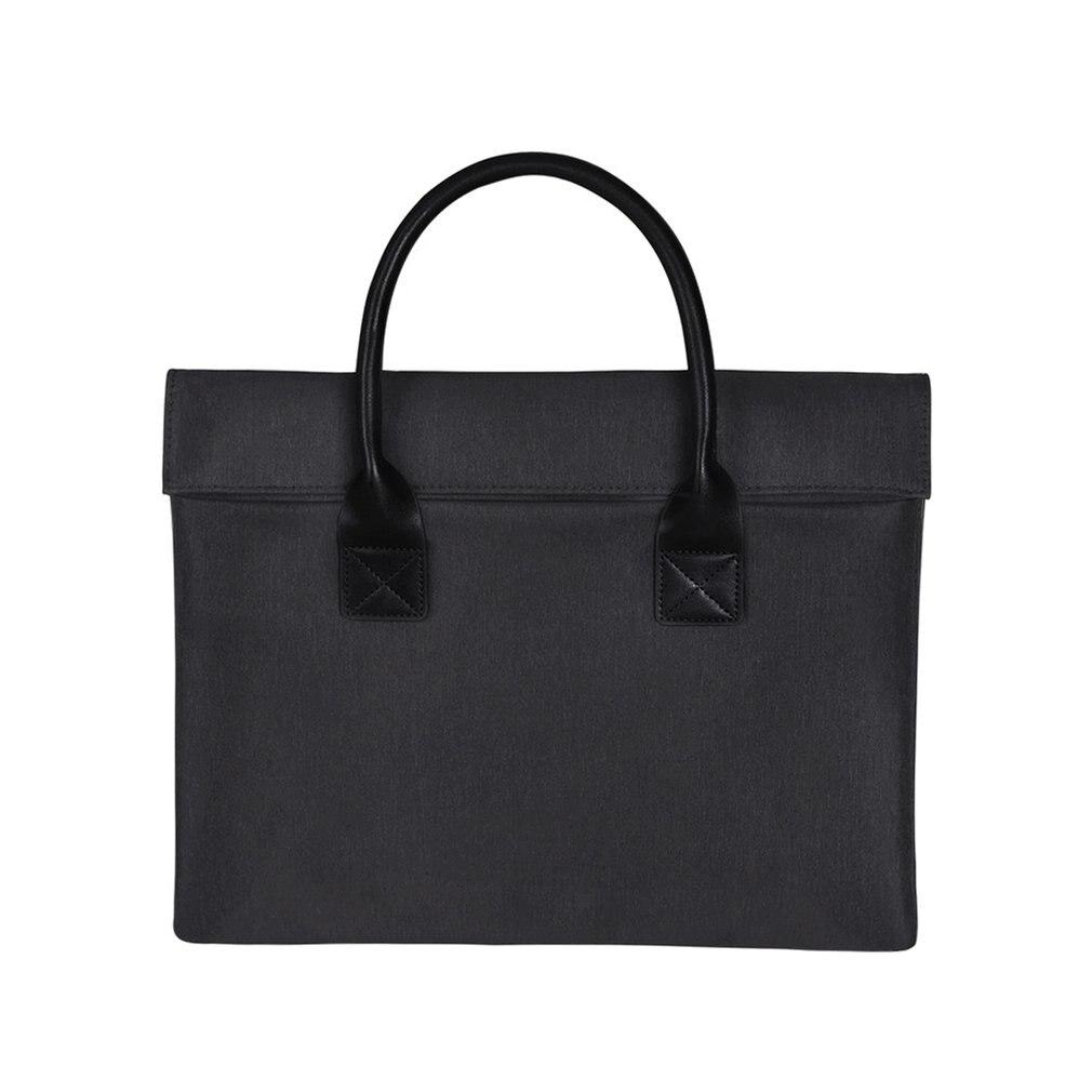 13 3 inch Handle Design Solid Color Tablets Laptop Notebook Sleeve Case Carry Bag Shockproof Handbag