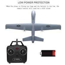 Z51 RC Drone 2.4G 2CH Predator Remote Control RC Ai