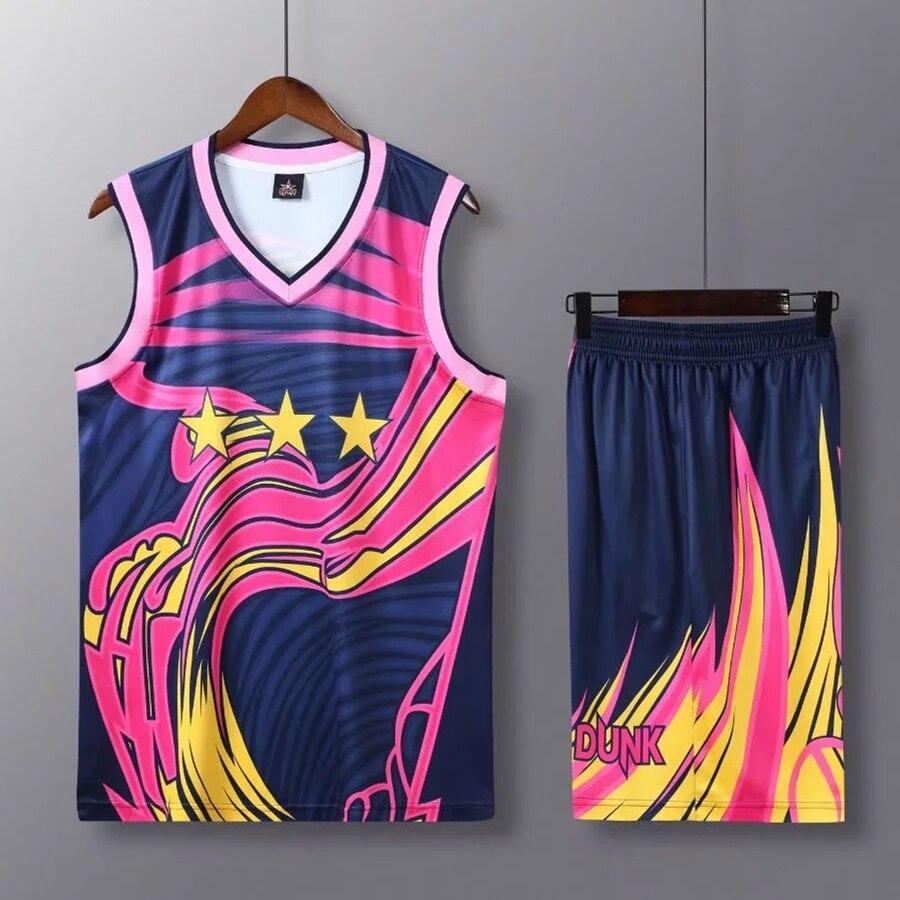 2020 Men Women Basketball Jersey Sets Uniforms Sport Kit Clothing Basketball Jerseys Shirts Shorts Suit Customize Made Printing Basketball Jerseys Aliexpress
