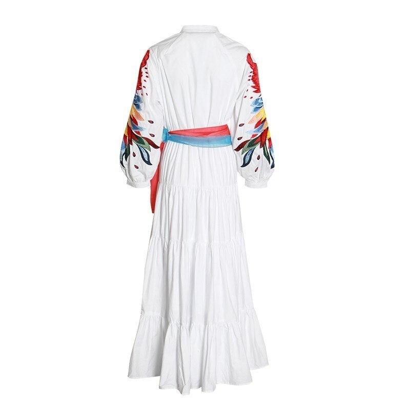 nouveau robe haute femmes