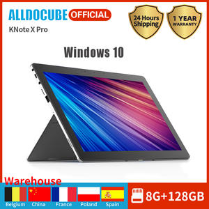 Ips-Screen Laptop SSD Windows Intel Table-13.3inch N4100 Knote-X-Pro Alldocube 8GB Wifi