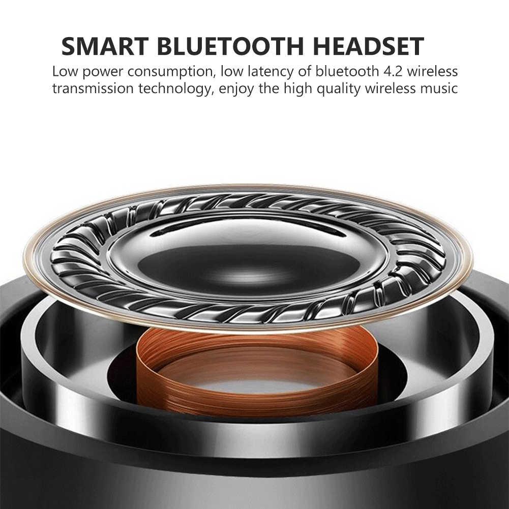 2019 新ワイヤレス Bluetooth イヤホンスポーツ磁気ステレオイヤホン Fone のデ Ouvido Iphone Xiaomi Huawei 社の名誉サムスン Redmi