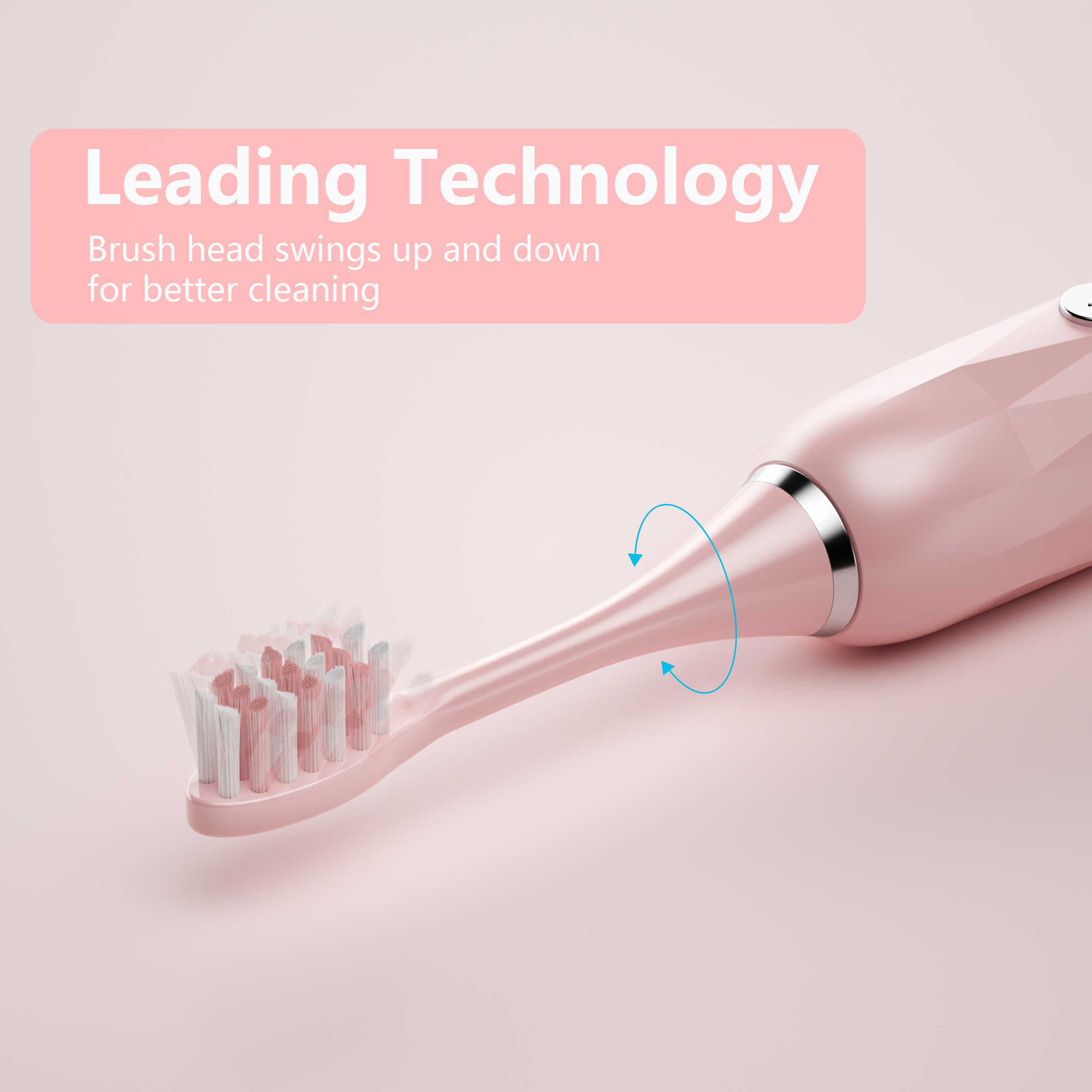Image 5 - Powerful Ultrasonic Sonic Electric Toothbrush New Design USB Rechargeable Tooth Brushes Waterproof Whitening Healthy Best Gift-in Electric Toothbrushes from Home Appliances