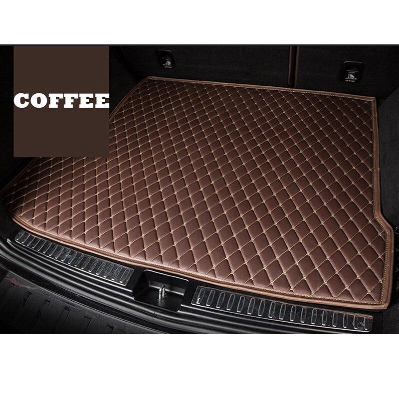 Custom Car Trunk Mat For Fiat 500X Freemont Bravo Ottimo Viaggio All Models Auto Accessories Car Mats