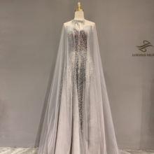 Роскошное вечернее платье принцессы с бусинами; 2020new style;