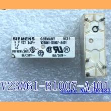 GEN PURPOSE SPDT 8A 24V MAKE LOT OF 20pcs V23061-B1007-A401 SHRACK