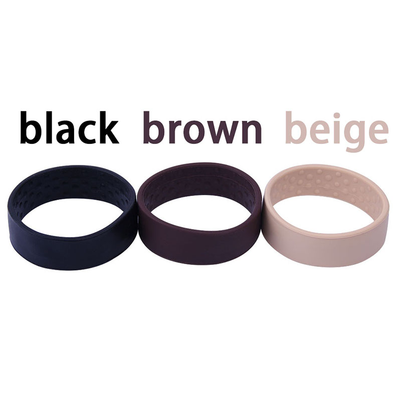 New Silicone Foldable Stationarity Elastic Hair Bands For Women Ponytail Holder Simple Multifunction Hair Accessories Hair Tools