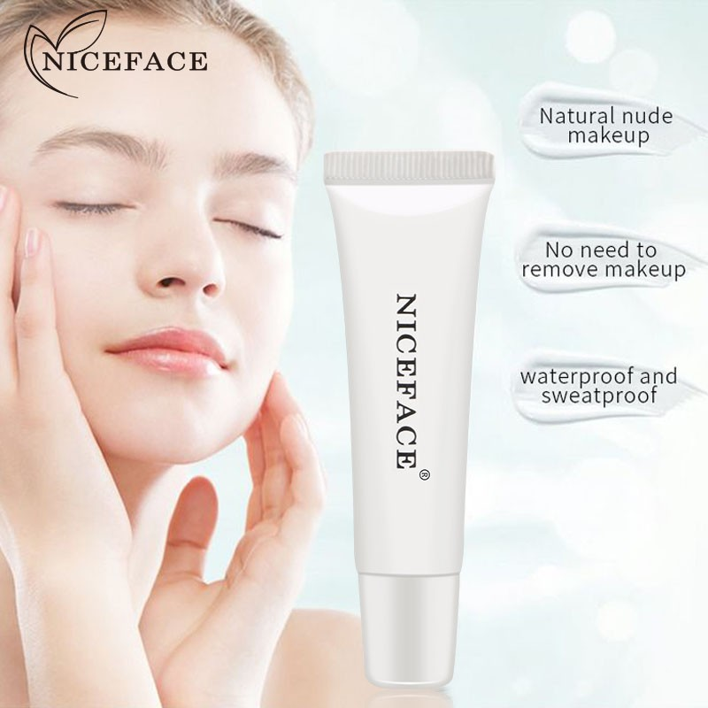 New Color Changing Foundation Makeup Base Face Liquid Cover Concealer Long Lasting Brighten Concealer