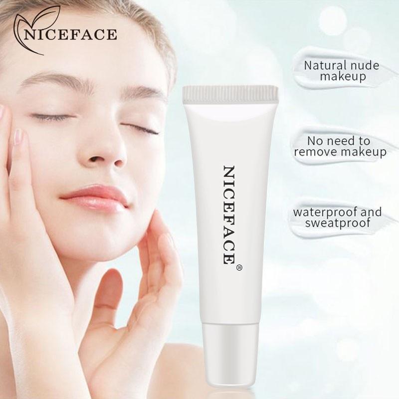 New Color Changing Foundation Makeup Base Face Liquid Cover Concealer Long Lasting Brighten Concealer