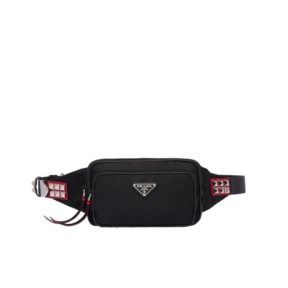 Vintage Waist Bag Prada Nylon Belt Bag Women Leather Belt Bag Waist Pack Travel Belt Wallets Bags 1BL010_2BYB_F0D9A_V_TOO