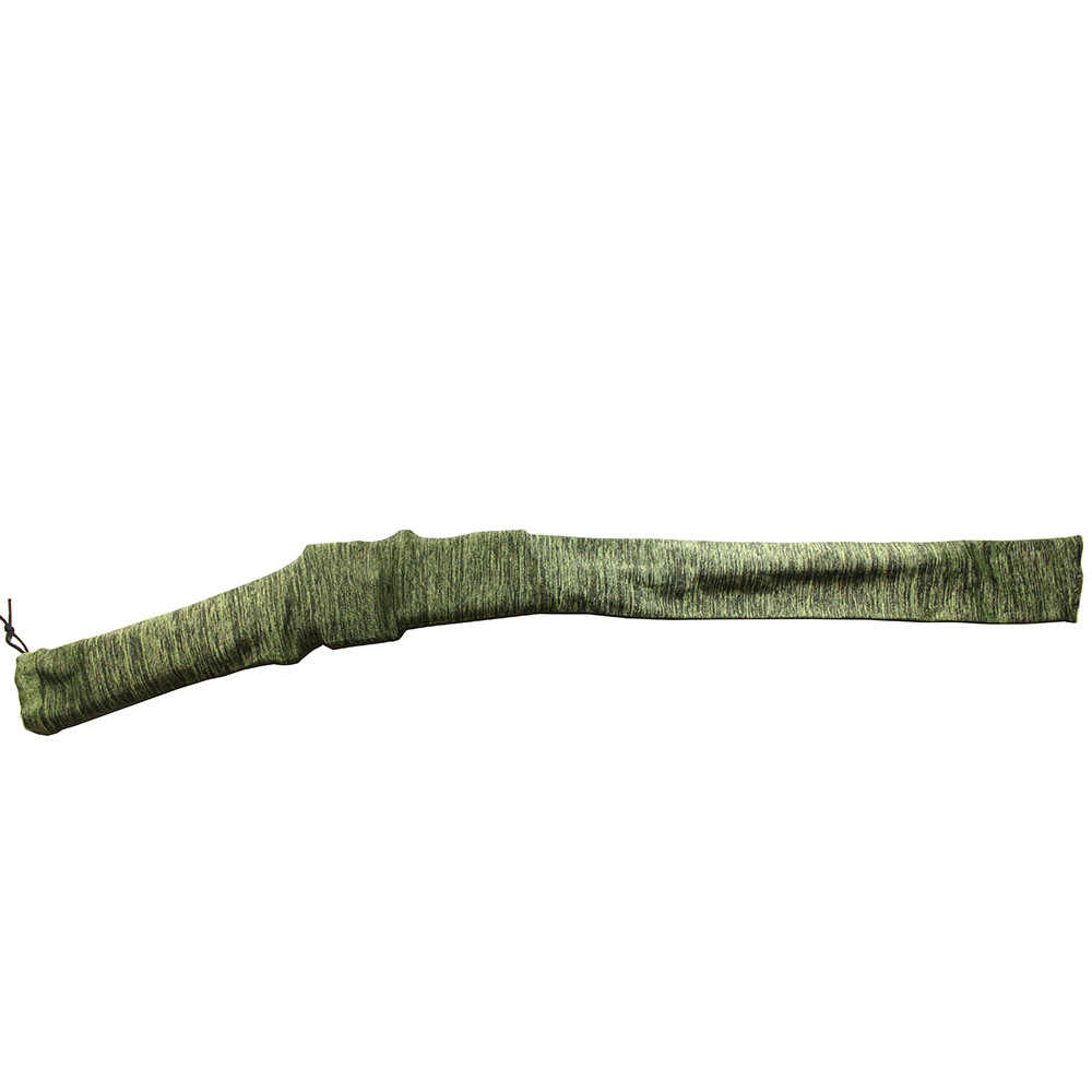 """140 سنتيمتر 54 """"سيليكون تعامل بندقية جورب البوليستر بندقية اطلاق النار الصيد رود جورب غطاء للحماية حقيبة حافظة التكتيكية الصيد Caza"""