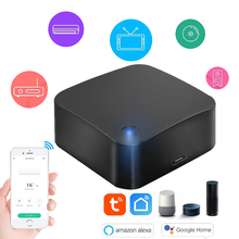 Più piccolo Min WiFi Smart IR Remote Controller Smart Home, Casa Intelligente Compatibile Con Alexa, Google Assistente, IFTTT, di Vita intelligente, tuyaSmart