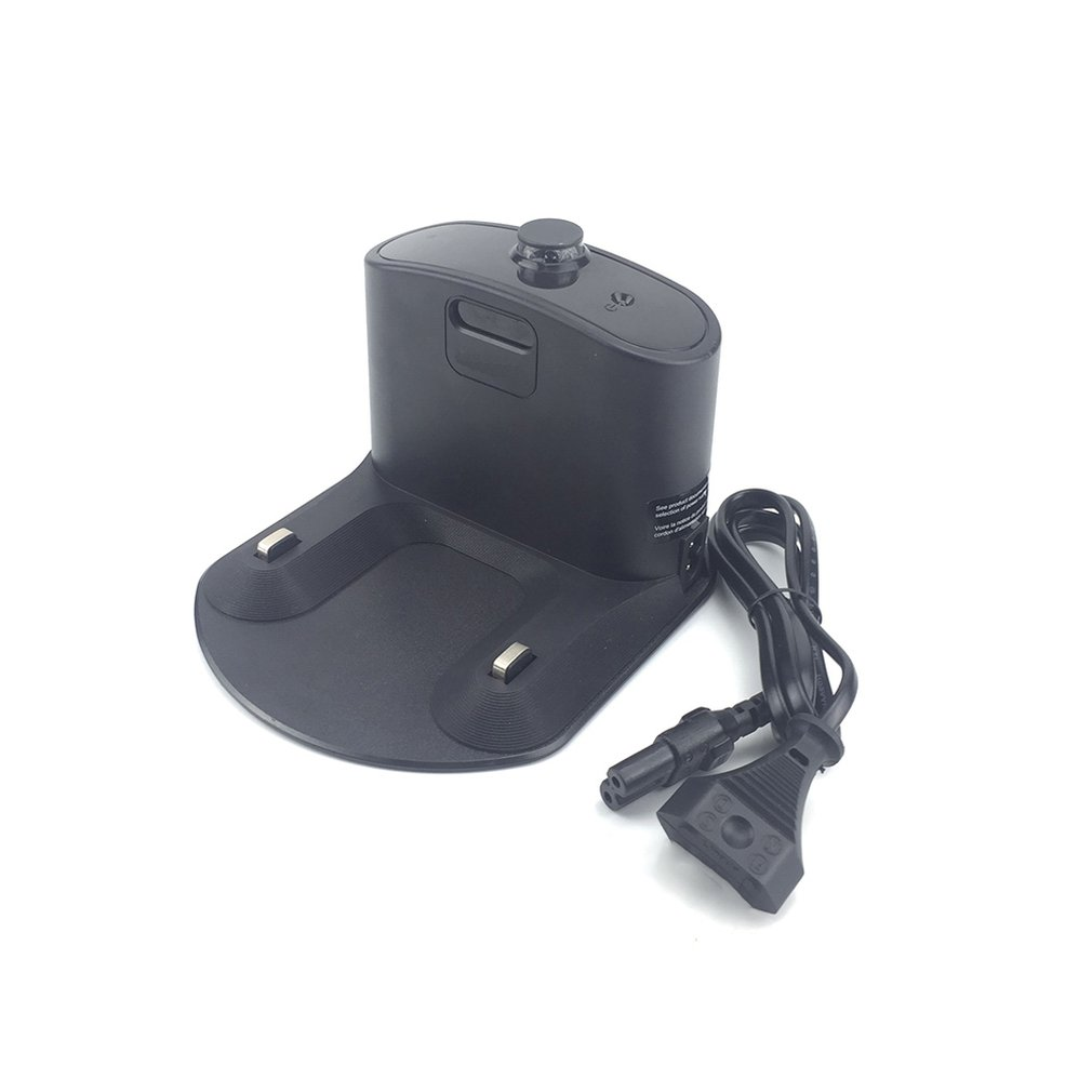 1Pcs Black Charger Base For Irobot Roomba All 500 600 700 800 Series Vacuum Cleaner Parts Replacement