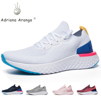 Adriana 2019 NEW Men Runnning Shoes Zoom Pegasus Women's Running Sneaker Breathable FLYKNIT2 Outdoor Athletic Light Shoes