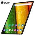 2021 Новое поступление 4 аппарат не привязан к оператору сотовой связи планшетов 10,1 дюймов Android 9,0 Octa Core Google Play Dual Core 4G сим-карты, GPS, Bluetooth (голубо...