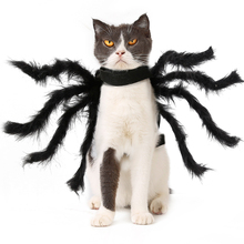 Pet Dogs Clothes Spider Cosplay Costume for Dog Cat Bat Role Play Dressing Up Party 2019 Christmas Halloween