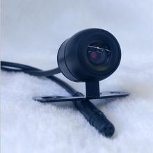 4pin Auto CCD HD Car Backup Reverse Camera Rear Monitor Parking aid Universal Camera Front Rear View Camera Waterproof