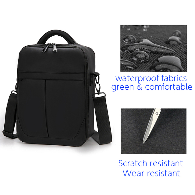 New Upgraded Storage Bag Travel Case Carring Shoulder Bag For Xiaomi FIMI X8 SE Handheld Carrying Case Bag Waterproof 6