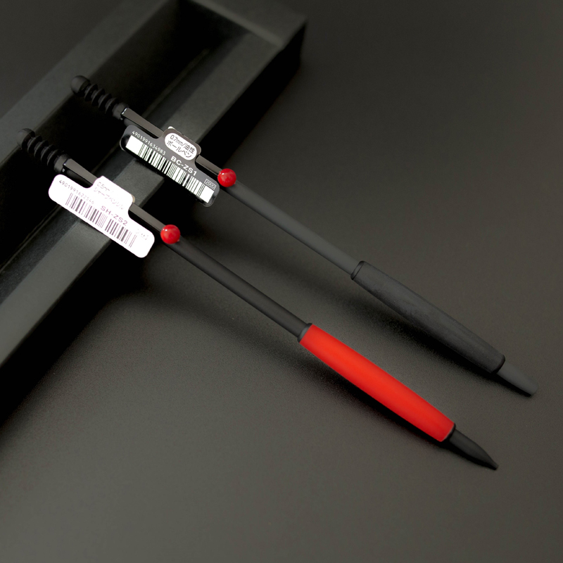 Red Dot Design Award Japanese Tombow Zoom 707 Dragonfly Metal Body 0.5mm Mechanical Pencil / 0.7mm Oil Ballpoint Pen For Design
