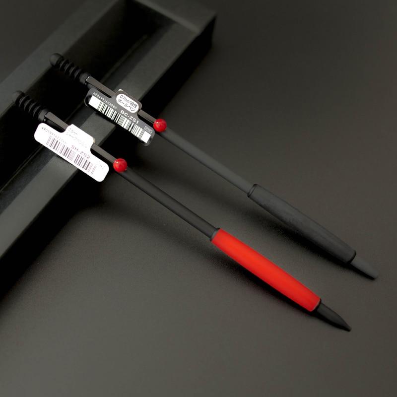 Red Dot Design Award Japanese Tombow Zoom 707 Dragonfly Metal Body 0.5mm Mechanical Pencil / 0.7mm Oil Ballpoint Pen For Design