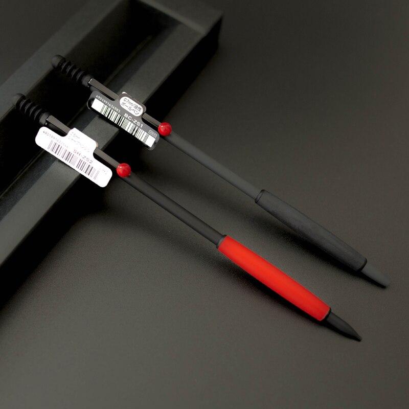 Red dot design award japonês tombow zoom 707 libélula metal corpo 0.5mm lápis mecânico/0.7mm caneta esferográfica de óleo para design