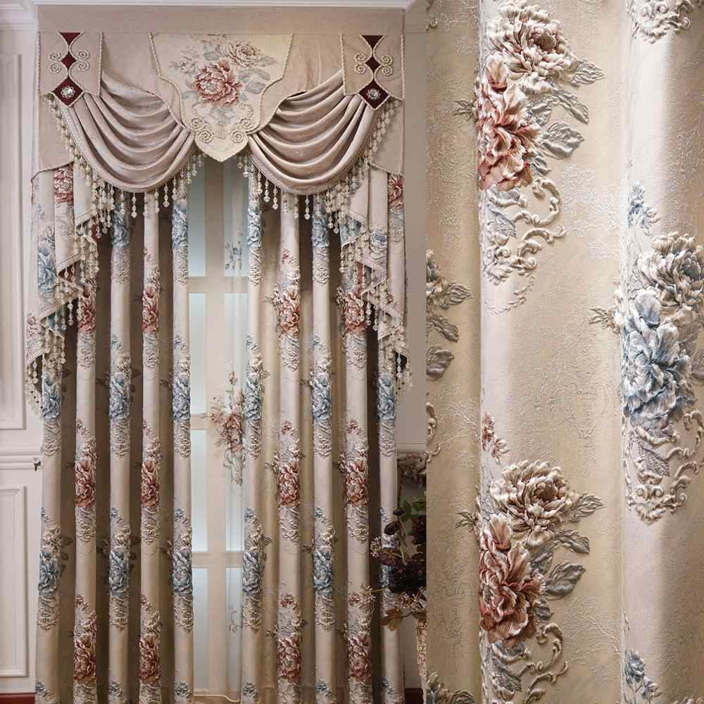 european luxury curtains for window curtains styles for living room elegant drapes european curtains embroidered curtains