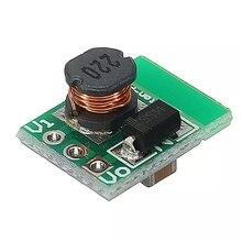 20 pz/lotto 1.5V 1.8V 2.5V 3V 3.7V 4.2V 5V a 3.3V o 5V DC DC scheda modulo convertitore Boost