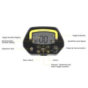 Image 3 - Professional Search Metal Detector Easy Installation Gold Detector LCD Display Treasure Hunter Underground Metal Detector