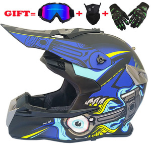 Cross-country Motorcycle Helme
