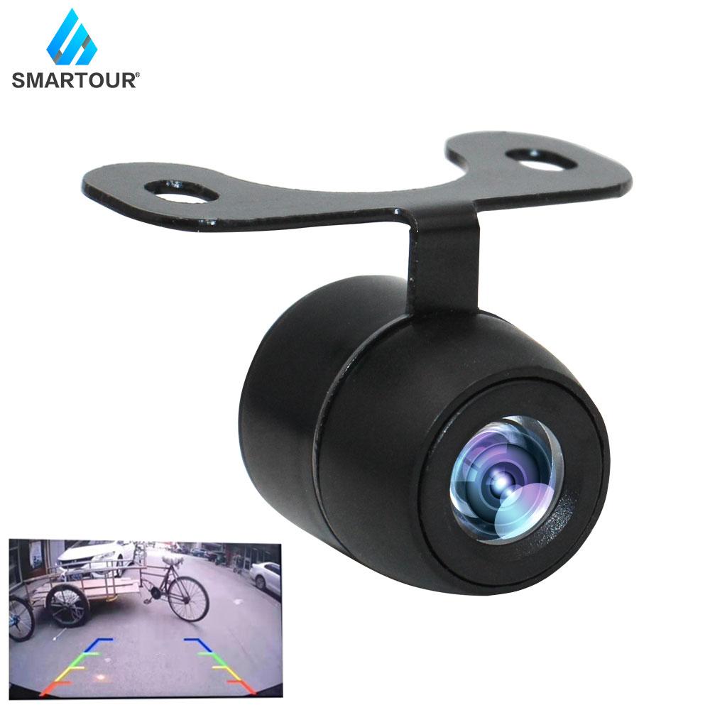 Smartour Car Rear View Parking Camera Color Rearview Camera Car Park Monitor 120Degree CCD Waterproof Car Reverse Backup Camera