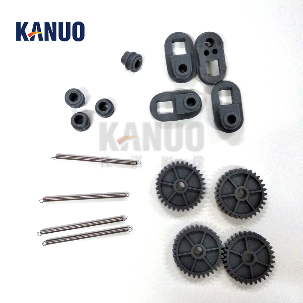 <font><b>Noritsu</b></font> Sparepart Set Bushing Gear Spring Kit for QSS 3001 3202 3701 3300 3011 3201 3702 <font><b>2901</b></font> 3801 3901 2301 3501 3502 <font><b>Minilabs</b></font> image