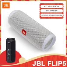 JBL – haut-parleur Flip 5 d'origine, Bluetooth, IPX7, étanche, sans fil, Mini caisson de basses Portable, stéréo, musique basse, pour l'extérieur, nouvelle collection