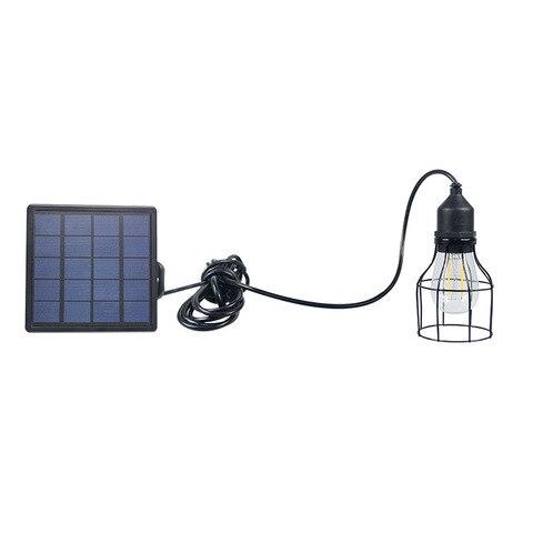 lustre de luz solar com controle remoto