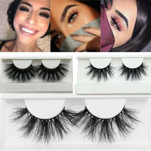 Get more info on the Handmade 3D Mink Lashes Dramatic 25mm False Eyelashes Extension Supplies Makeup Tools Long Natural Fake Eye Lashes Maquillaje